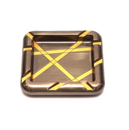 锌合金烟灰缸