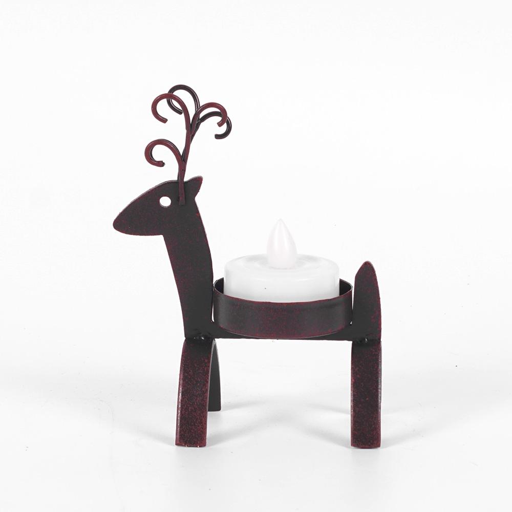 圣诞烛台 小马