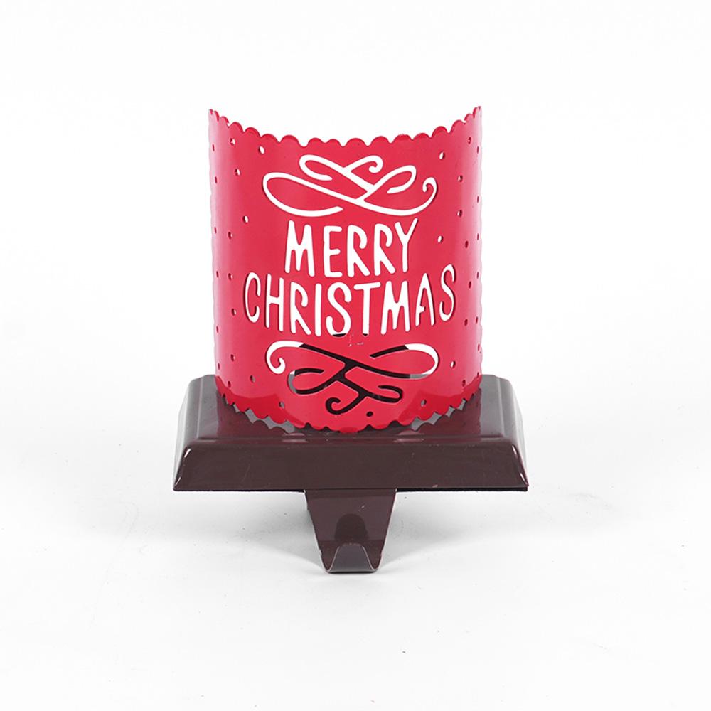 Christmas stockings hook Merry Christmas